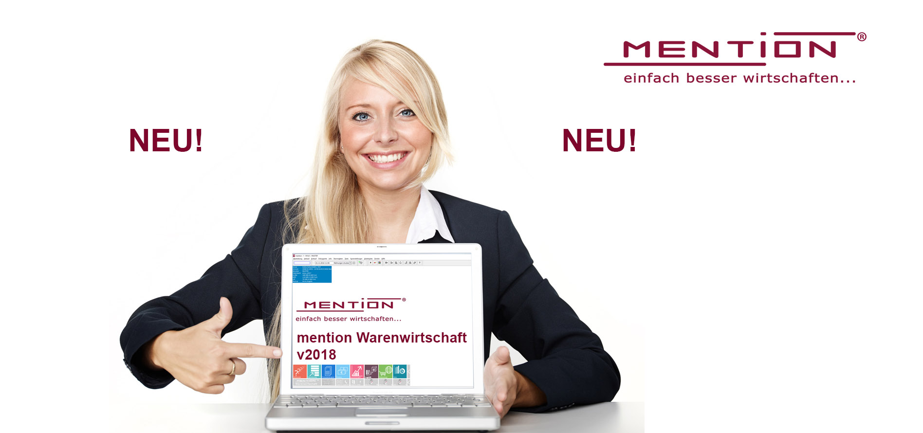 NEU! Mention v2018